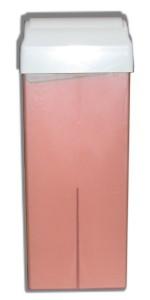 Cera rosa, uma cera para a pele sensível. Cera profissional para salão de beleza